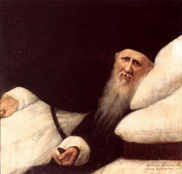 Святой преподобный Амвросий Оптинский